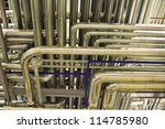 industrial background with the... | Shutterstock . vector #114785980