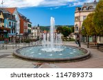Fountain In Saverne  Alsase ...