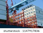 hamburg  germany   june 30 ... | Shutterstock . vector #1147917836
