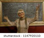 blackpool  january 14  madame... | Shutterstock . vector #1147920110