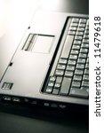 black laptop | Shutterstock . vector #11479618