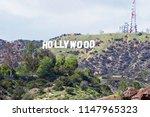 hollywood california   march 25 ... | Shutterstock . vector #1147965323