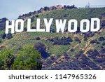 hollywood california   march 25 ... | Shutterstock . vector #1147965326