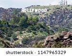 hollywood california   march 25 ... | Shutterstock . vector #1147965329