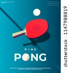 Ping Pong Poster Template....