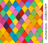 geometric pattern. background... | Shutterstock .eps vector #1148017859