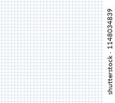 school paper sheet grid art... | Shutterstock .eps vector #1148034839