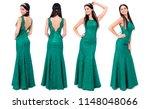 collage  fashion portrait of... | Shutterstock . vector #1148048066