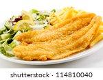 Fish Dish   Fried Fish Fillet ...