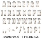 set of text symbols | Shutterstock . vector #1148102666