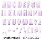 set of text symbols   Shutterstock . vector #1148102669
