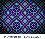 a hand drawing pattern made of...   Shutterstock . vector #1148121074