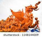 28 jul 2018  ubon ratchathani ... | Shutterstock . vector #1148144009