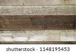 dark brown and white reclaimed... | Shutterstock . vector #1148195453