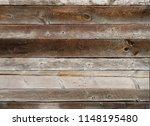 dark brown and white reclaimed... | Shutterstock . vector #1148195480