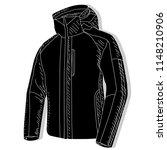 sport jacket. sport jacket...   Shutterstock .eps vector #1148210906