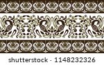 seamless traditional indian... | Shutterstock .eps vector #1148232326