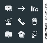 modern flat simple vector icon... | Shutterstock .eps vector #1148243546