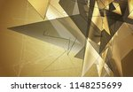 bright gold illustration with... | Shutterstock . vector #1148255699