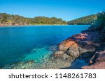 pambula river  this is the... | Shutterstock . vector #1148261783