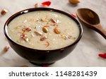 dhabari kheer is one of the... | Shutterstock . vector #1148281439