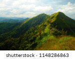 khao chang phueak is a mountain ... | Shutterstock . vector #1148286863