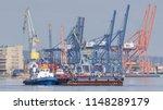 gdynia  pomerania region  ... | Shutterstock . vector #1148289179