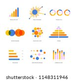 business plan visualisation... | Shutterstock .eps vector #1148311946