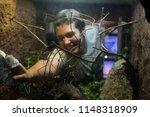los angeles  california  usa ... | Shutterstock . vector #1148318909