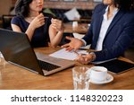 cropped image of business... | Shutterstock . vector #1148320223