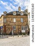 rennes  france   june 13  2016  ... | Shutterstock . vector #1148353160