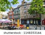 rennes  france   june 13  2016  ... | Shutterstock . vector #1148353166