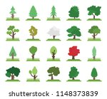 set of 20 simple editable icons ... | Shutterstock .eps vector #1148373839