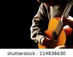 Guitarist Musician Guitar...