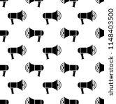 megaphone icon  loudspeaker  ... | Shutterstock .eps vector #1148403500