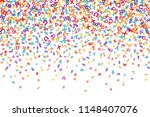 vector colorful mathematics... | Shutterstock .eps vector #1148407076