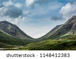 lagangarbh on the west highland ... | Shutterstock . vector #1148412383
