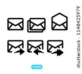 simple set of messaging vector...