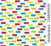 geometric shapes seamless... | Shutterstock .eps vector #1148430929