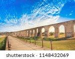 Kamares Aqueduct In Larnaca ...