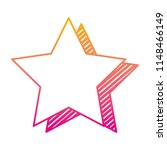 degraded line creative star... | Shutterstock .eps vector #1148466149