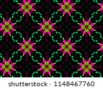 a hand drawing pattern made of...   Shutterstock . vector #1148467760
