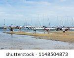 melbourne  australia   february ... | Shutterstock . vector #1148504873