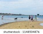 melbourne  australia   february ... | Shutterstock . vector #1148504876