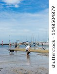 melbourne  australia   february ... | Shutterstock . vector #1148504879