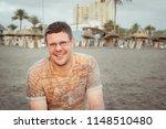 tenerife   june 20 2017 ...   Shutterstock . vector #1148510480