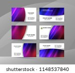 abstract professional and... | Shutterstock .eps vector #1148537840