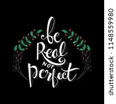 be real not perfect hand... | Shutterstock .eps vector #1148559980