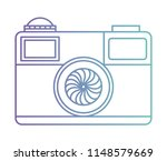 camera photographic isolated...   Shutterstock .eps vector #1148579669