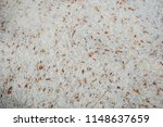 rice berry seed for the... | Shutterstock . vector #1148637659